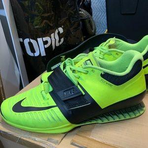 Nike Romaleo 3 Lifting shoes